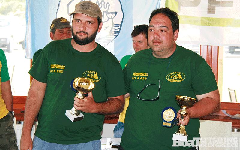 Την 2η θέση κατέλαβαν οι αθλητές Λαλέας- Πλακιάς του ΑΣΕΑ Καρδίτσας