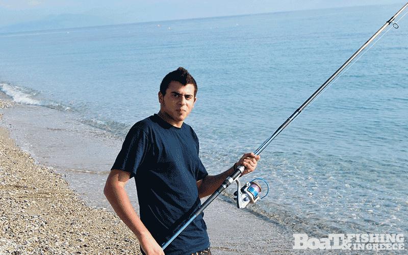 Καλύτερος Αθλητής κάτω των 18 ετών, είναι ο αθλητής του Τρίτωνα Μοσχοβάκης Κωνσταντίνος