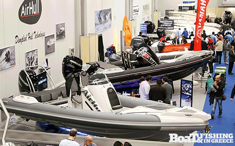 AirHull με δύο πανέµορφα Eco 25 S, σε πρώτη παρουσίαση σε ναυτικό σαλόνι (φωτ. 7)