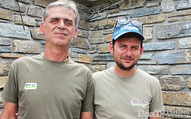 Πλανάκης και Καραγιάννης από τον ΑΣΕΑ Πτολεµαΐδας, έδωσαν δυναµικά το παρόν