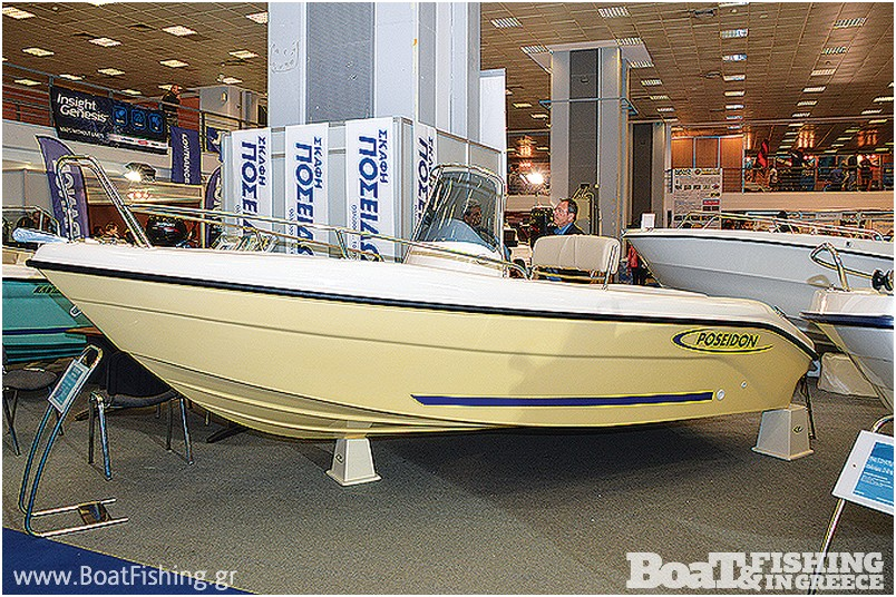 ΠΟΣΕΙ∆ΩΝ: Τα σκάφη της εταιρείας ΠΟΣΕΙ∆ΩΝ τα οποία έχουν αγαπηθεί από µεγάλο κοµµάτι των ψαράδων της χώρας και όχι µόνο