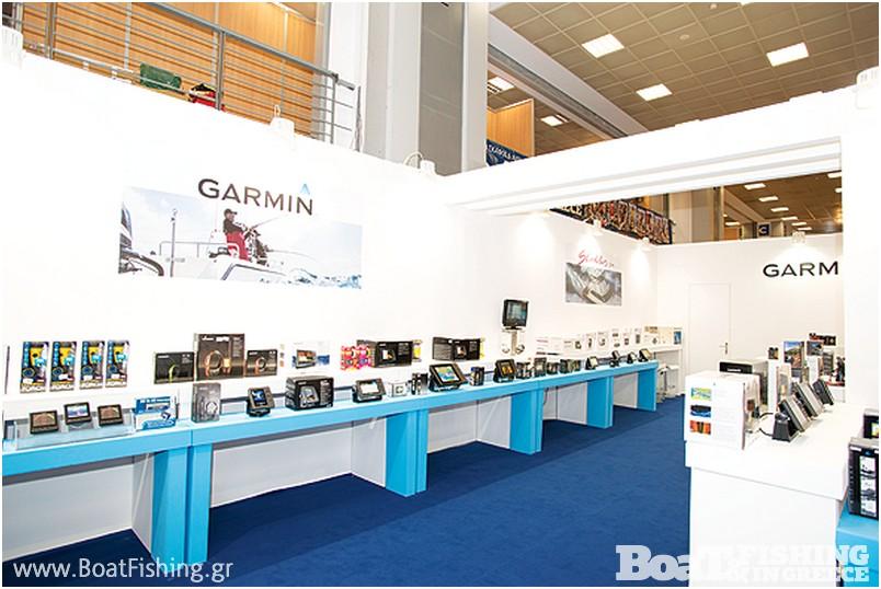 GARMIN Skordilis SA: Ανιχνευτές ψαριών, GPS αλλά και µεγάλη γκάµα ηλεκτρονικών