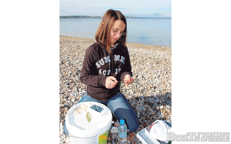 Μικροί ψαράδες ηλικίας κάτω των 12 ετών, έδωσαν δυναµικά το παρόν και έδειξαν ότι ξέρουν και να ψαρεύουν, αλλά και να αγωνίζονται.