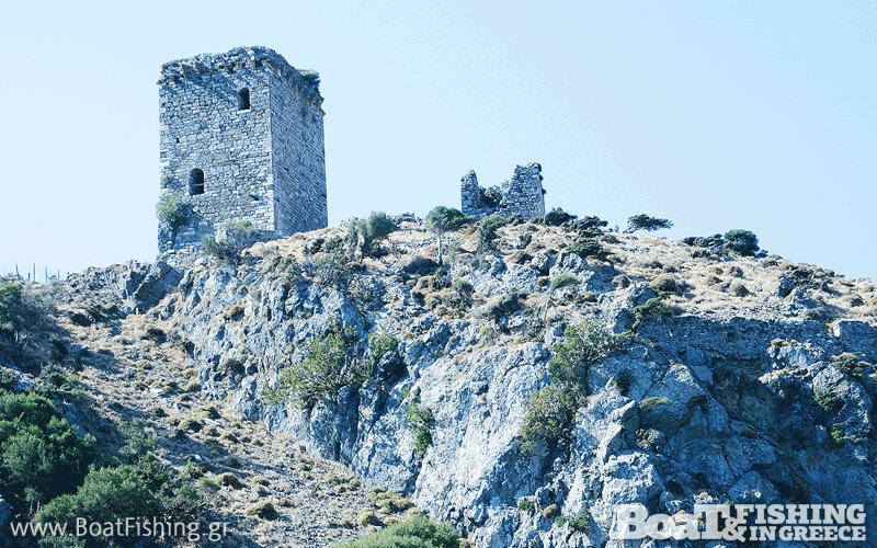 Ο πύργος της Παλιάπολης