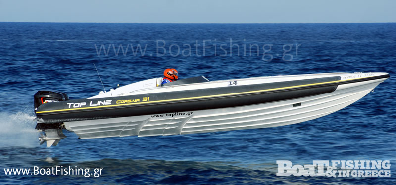 Fouskoto TopLine Corsair 31 Racing