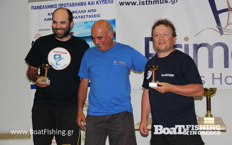 Η οµάδα που κατέκτησε τη 3η θέση -Αντώνης Μιχαηλίδης & Αντώνης Δρόσος