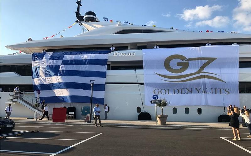O' Pari: το Megayacht «κόσμημα» της ελληνικής ναυπηγικής ...